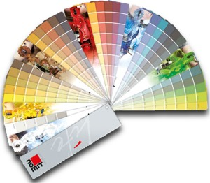 Paleta barev Baumit